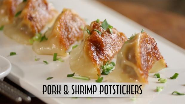 Pork & Shrimp Potsticer Screen Shot