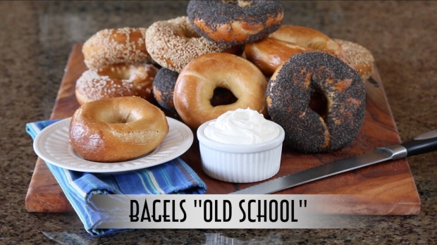 Bagels %22Old School%22 YouTube Thumbnail