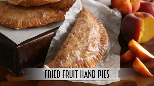 Fried Fruit Hand Pies YouTube Thumbnail